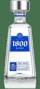 Bouteille de 1800 Silver