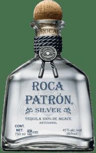 Bouteille de Roca Patrón Silver