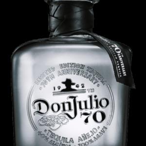 Bouteille de Don Julio 70