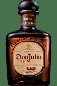 Bouteille de Don Julio Anejo
