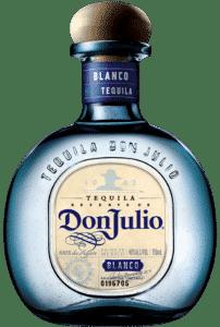 Bouteille de Don Julio Plata