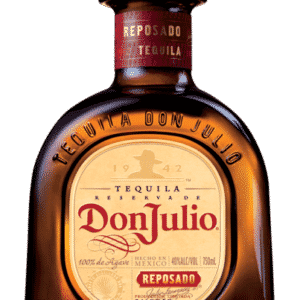 Bouteille de Don Julio Reposado