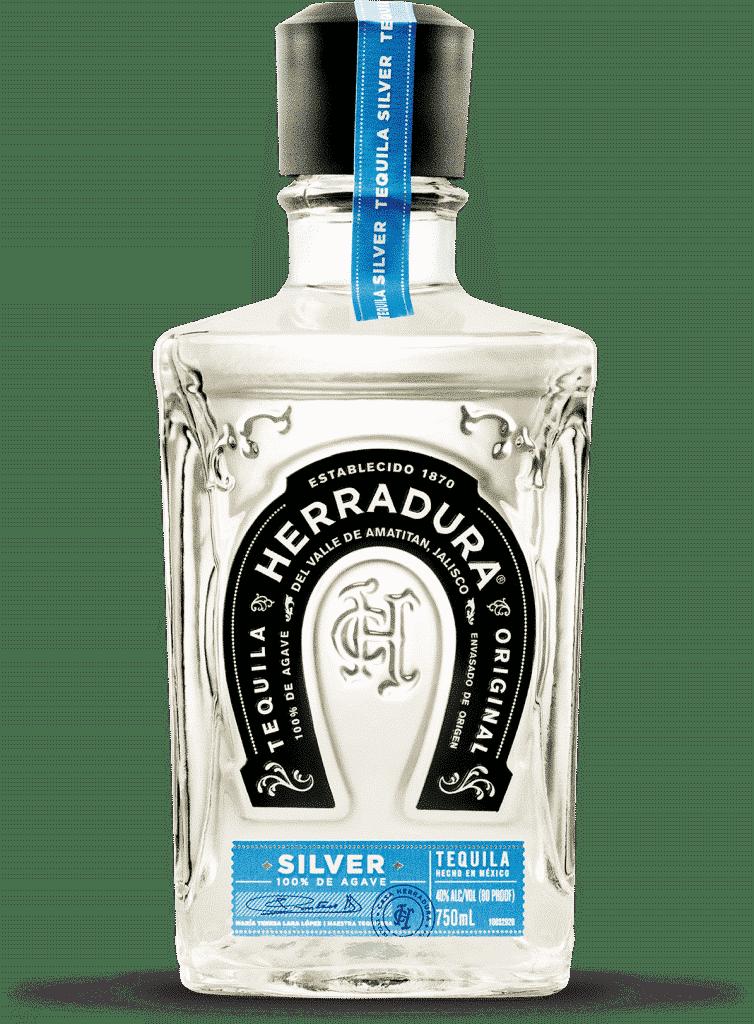 Bouteille de Herradura Silver