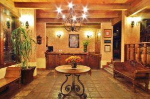 Hotel Casavieja au Chiapas
