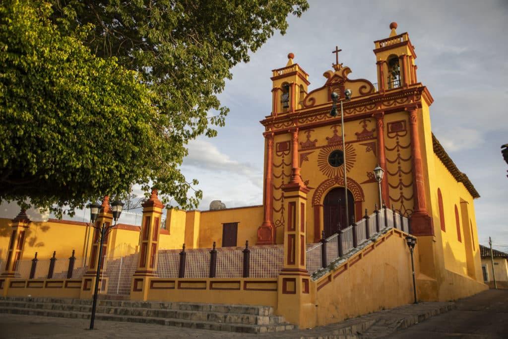 Eglise de Comitan