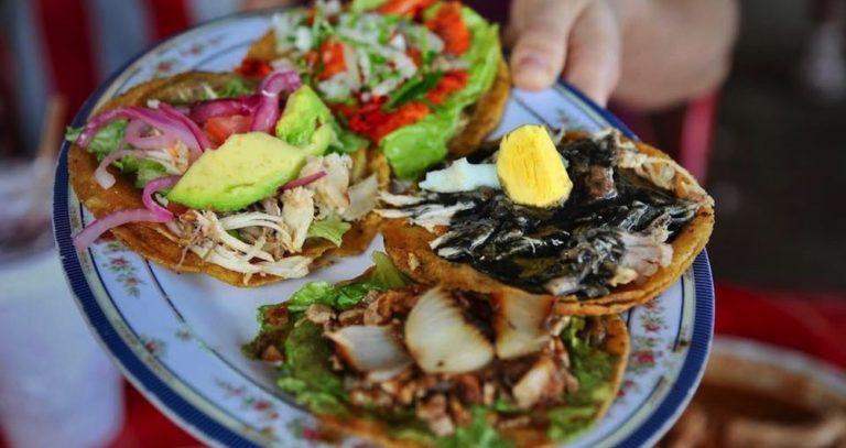 Photographie de plats mexicains - 1