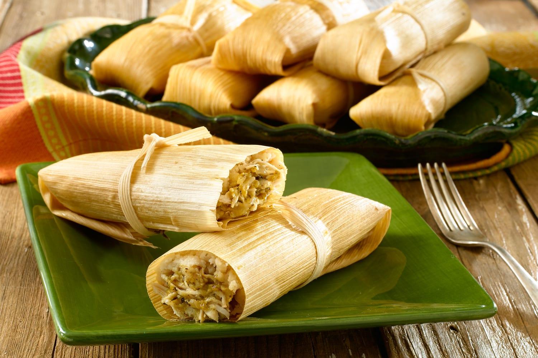 Tamales du Chiapas