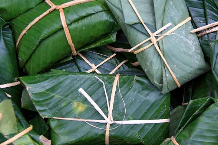 Tamales de Chiapas