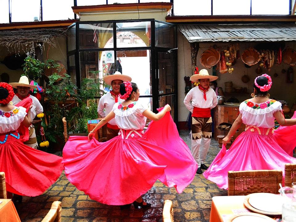 Restaurant El Fogon de Jovel à San Cristobal de las Casas