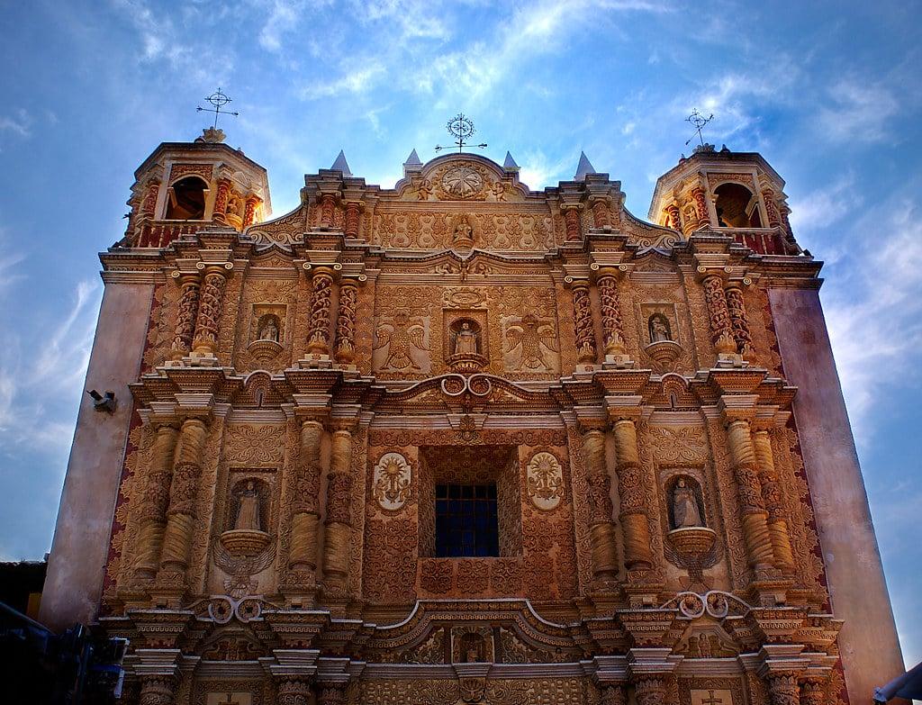 Templo & Ex-Convento de Santo Domingo