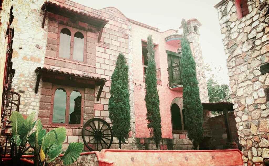 Ex-Hacienda La Ilusion