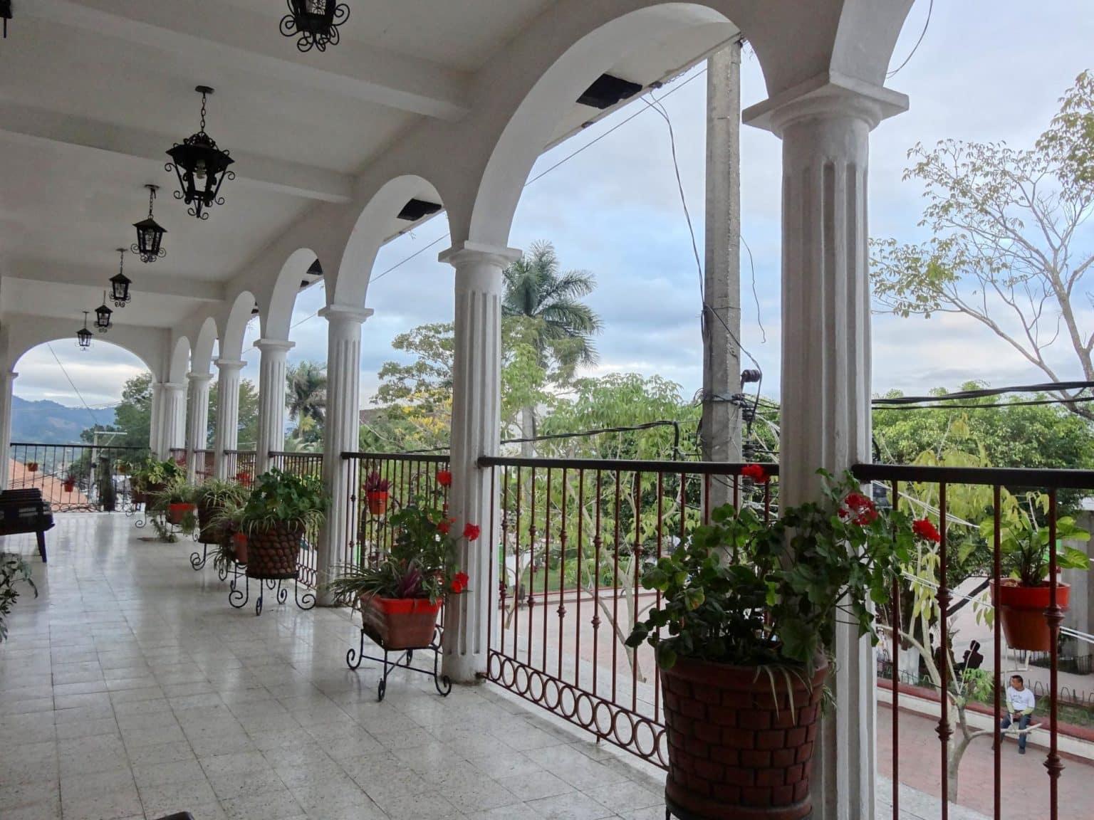 Hotel Central Ocosingo