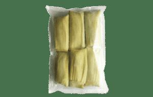 Tamales congelés