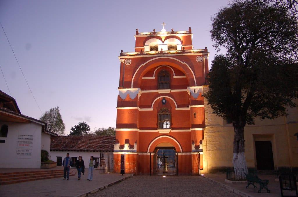 Vue de l'Arco del Carmen