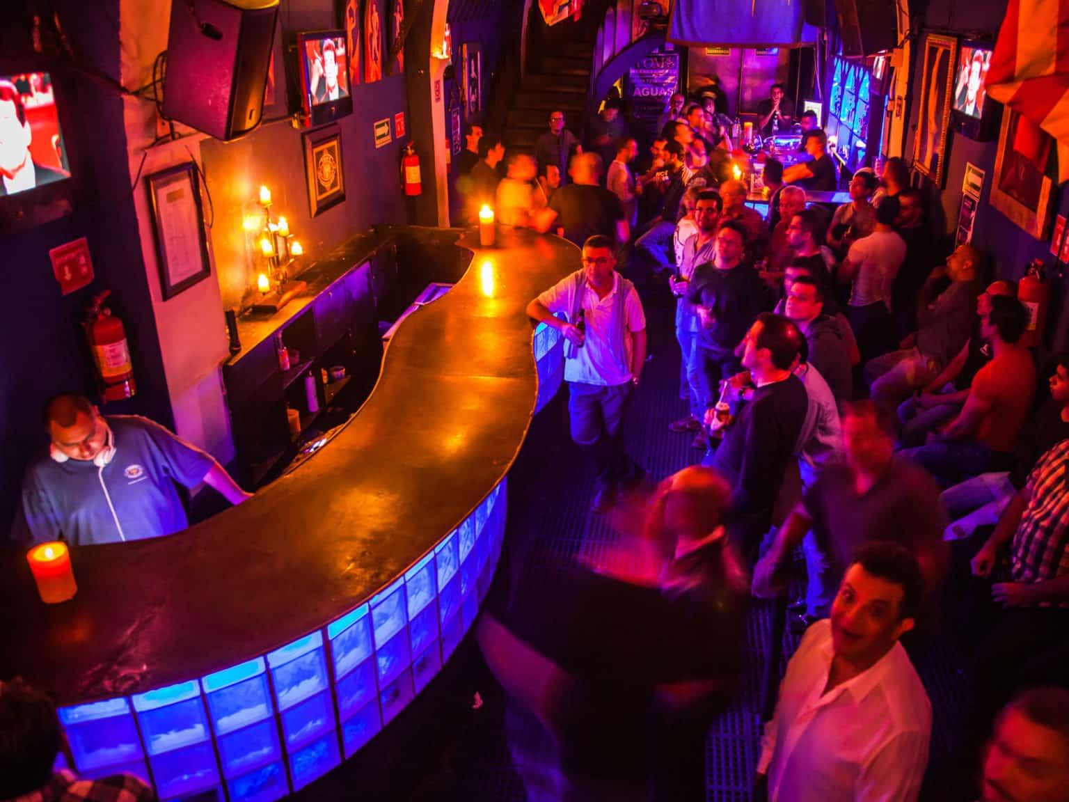 Bar en Mexico DF