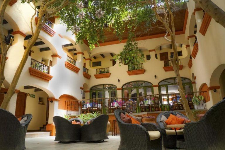 Hôtel Mansion del Valle