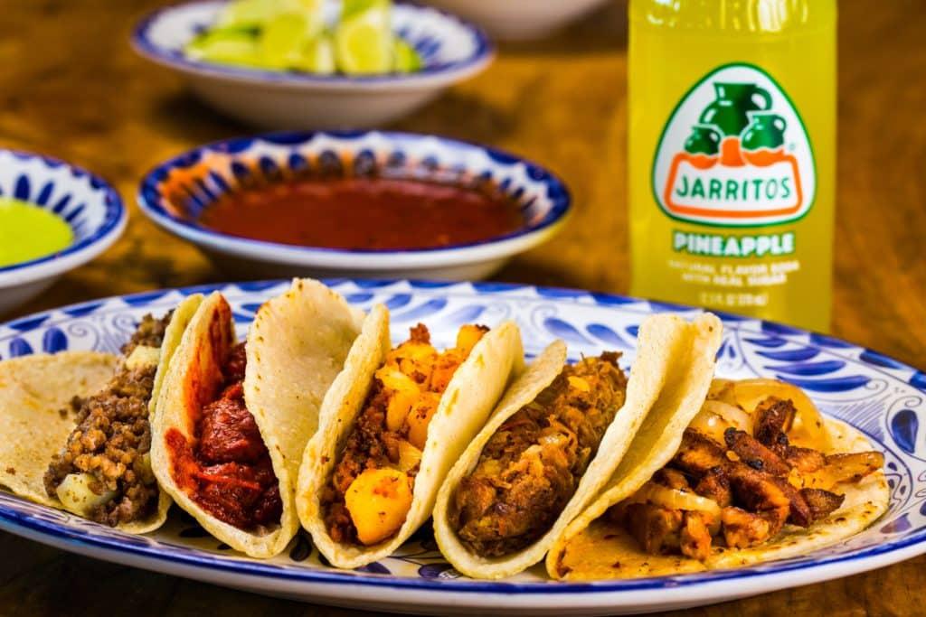Photo de tacos au Mexique