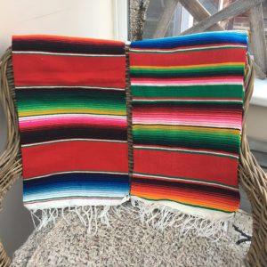 Sarape mexicain à usages multiples