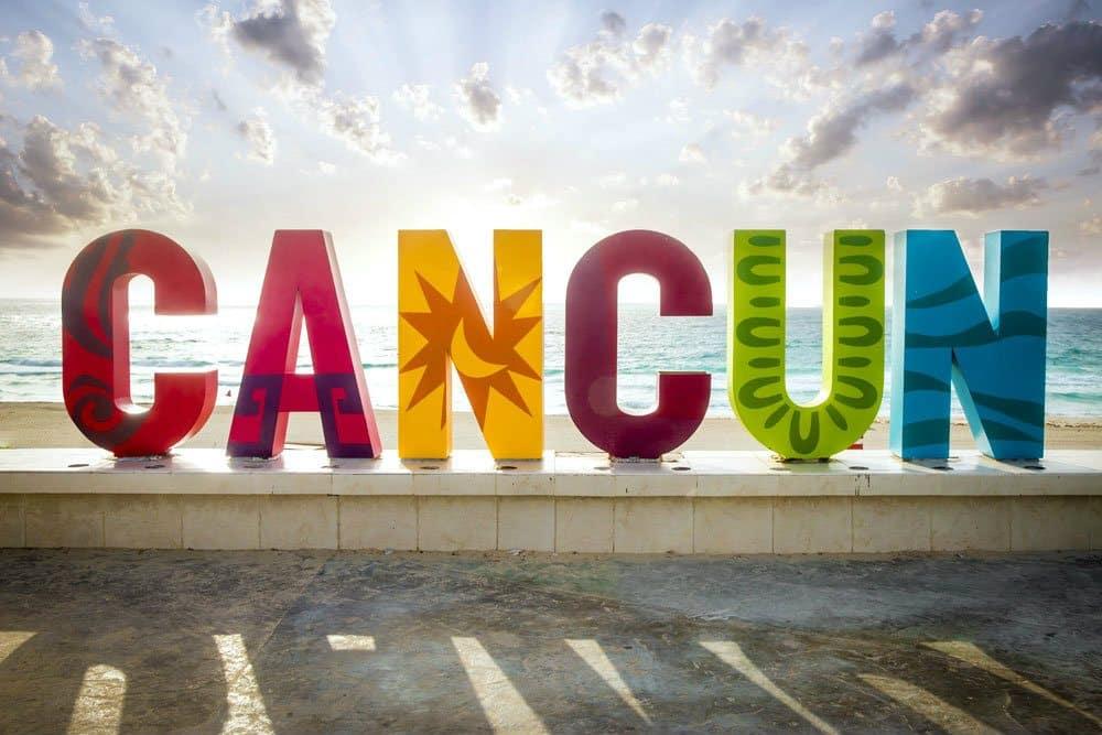 Lettre de la ville de Cancun