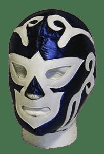 Masque de lucha libre du Mexique