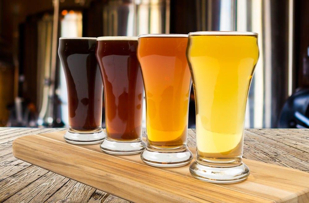 Bière artisanale Mexico