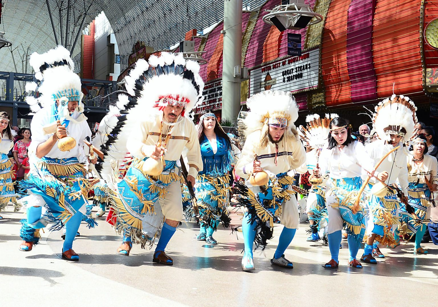 Danse mexicaine - Matlachines