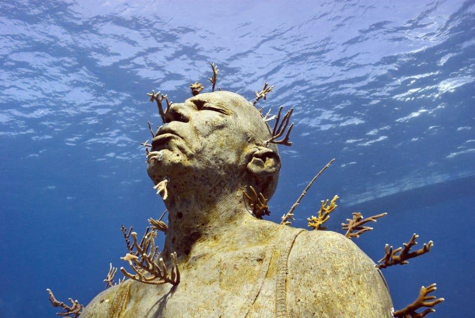 Musée sous-marin de Cancún