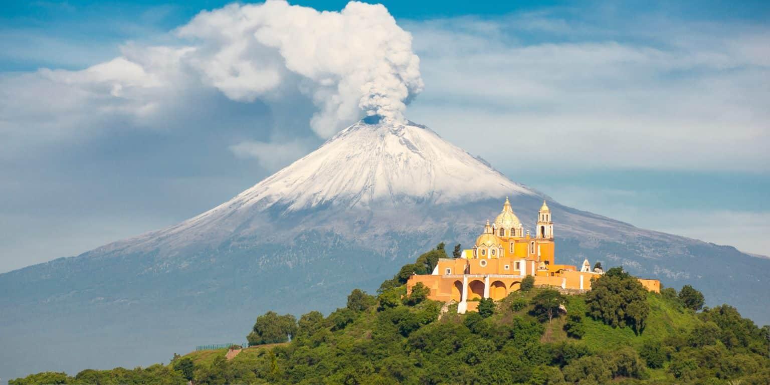 Ville de Puebla