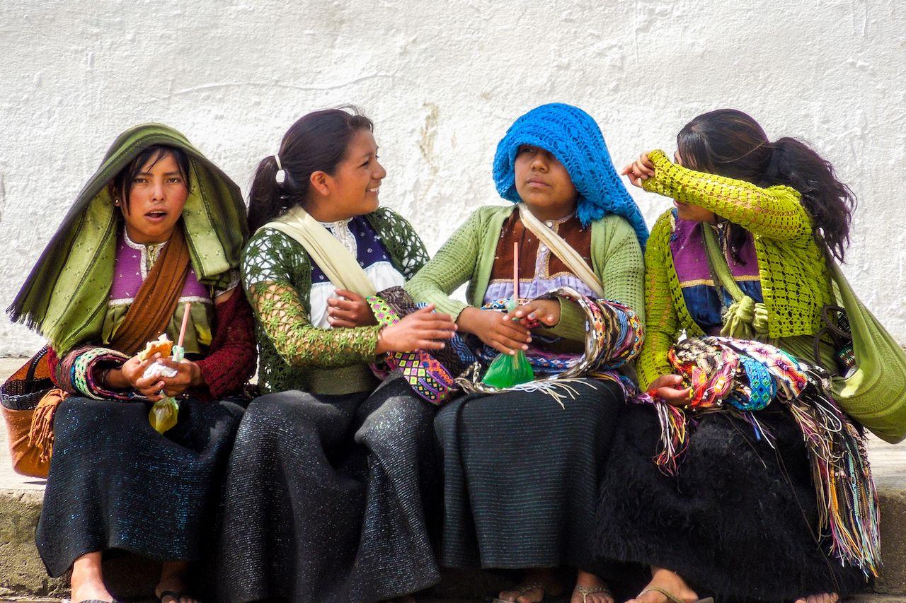 56 groupes ethniques différents vivent au Mexique. Voici huit endroits au Mexique où vous pouvez découvrir ces cultures autochtones du Mexique.