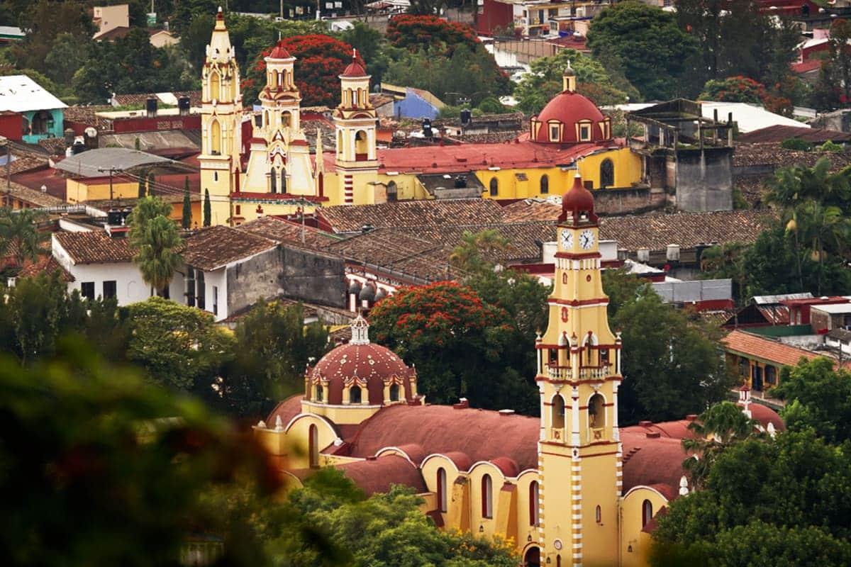 Ville de Coatepec