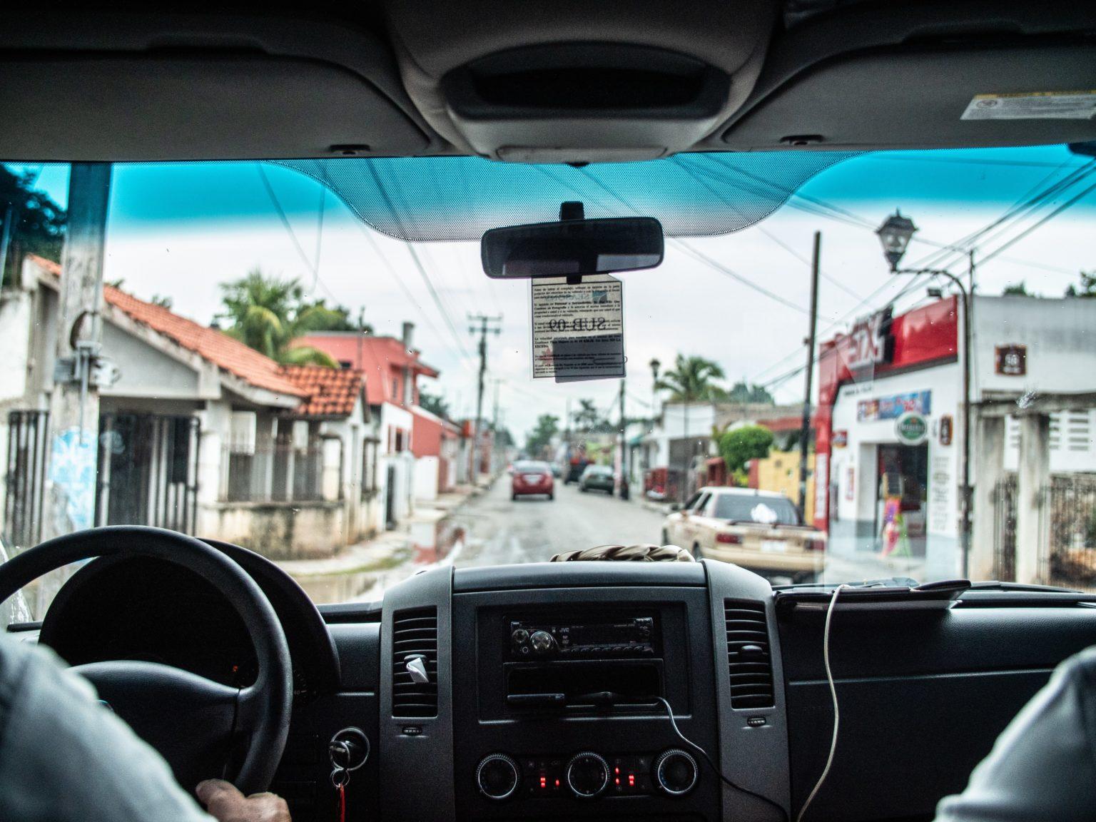 Louer voiture au Mexique