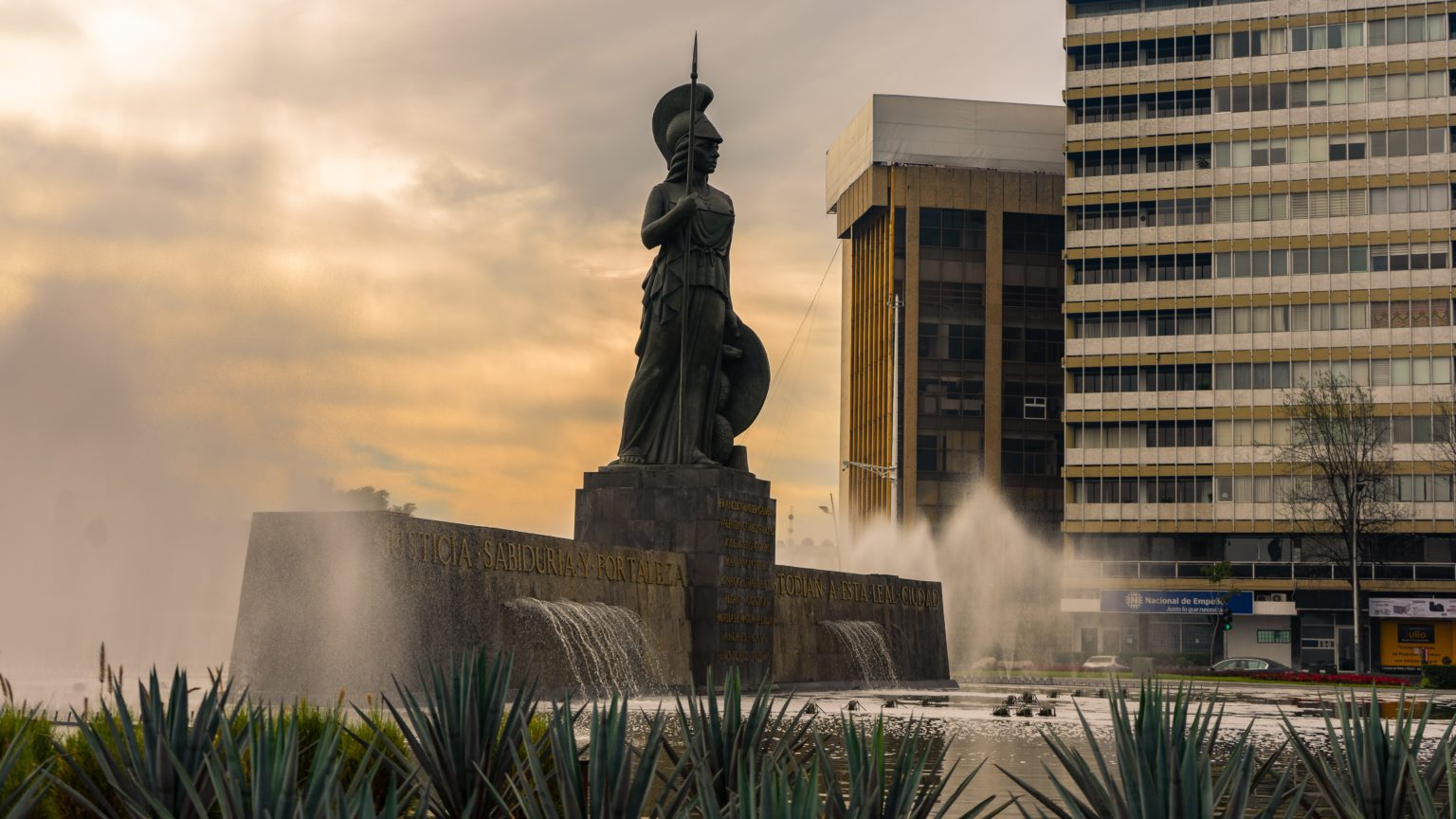 Guadajalara au Mexique