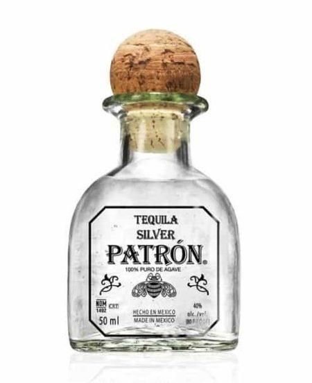PATRON Silver Mignonnettes 40%