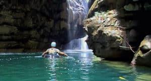 Canyon Rio de la Venta