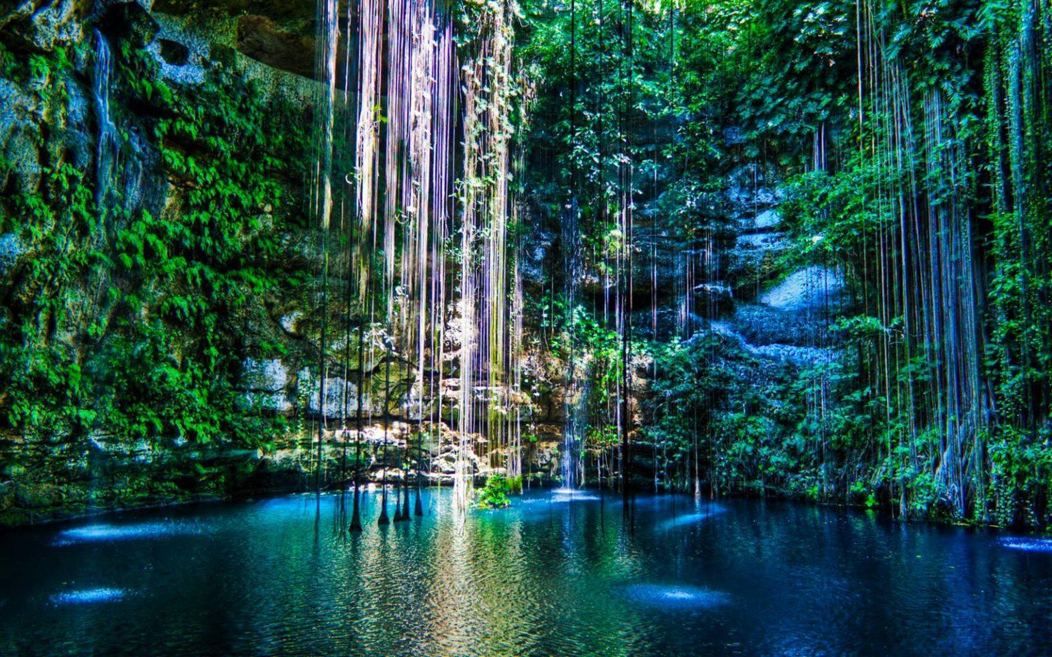 Cenote Chiapas
