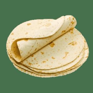 Tortillas de blé 12 cm - Tortillas de trigo 12 cm (18 tortillas)