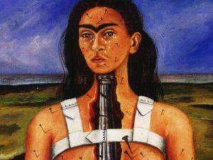 La colonne brisée de Frida