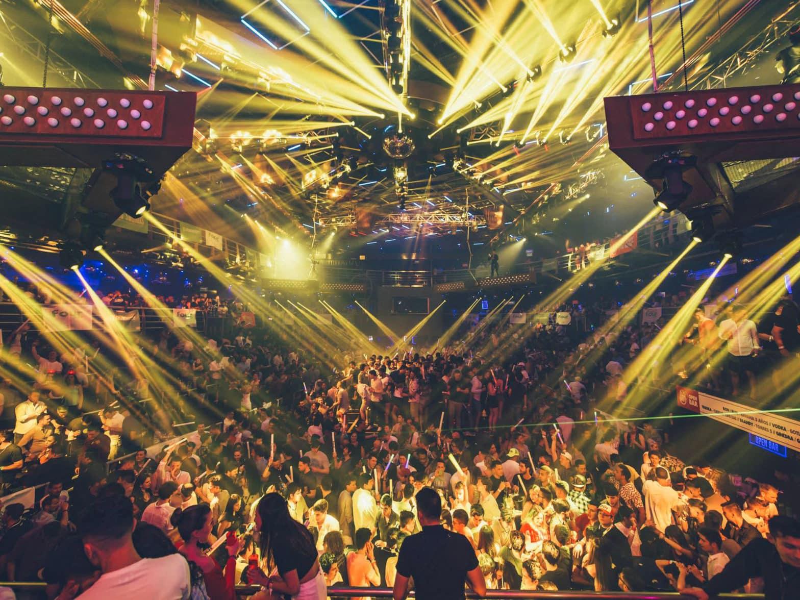 Nightclubs Cancun