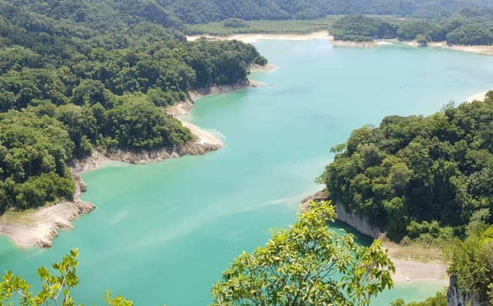 Lagune de Metzabok