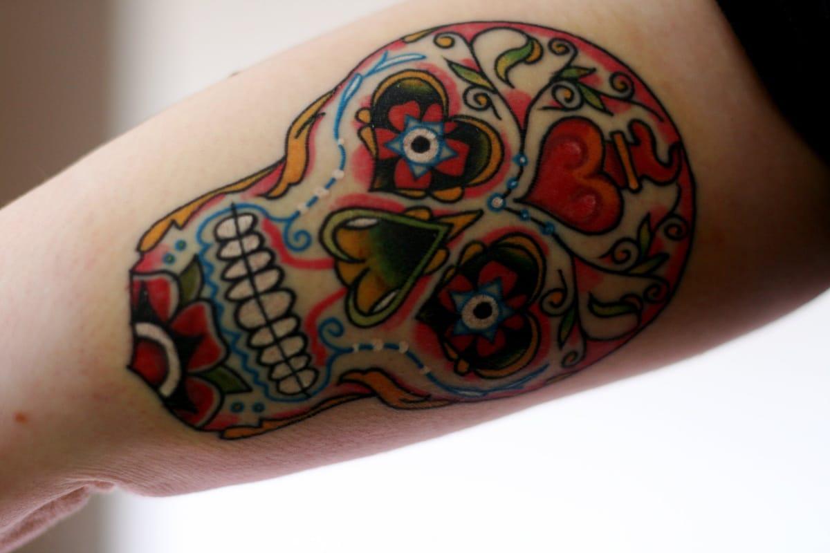 tatouages mexicains