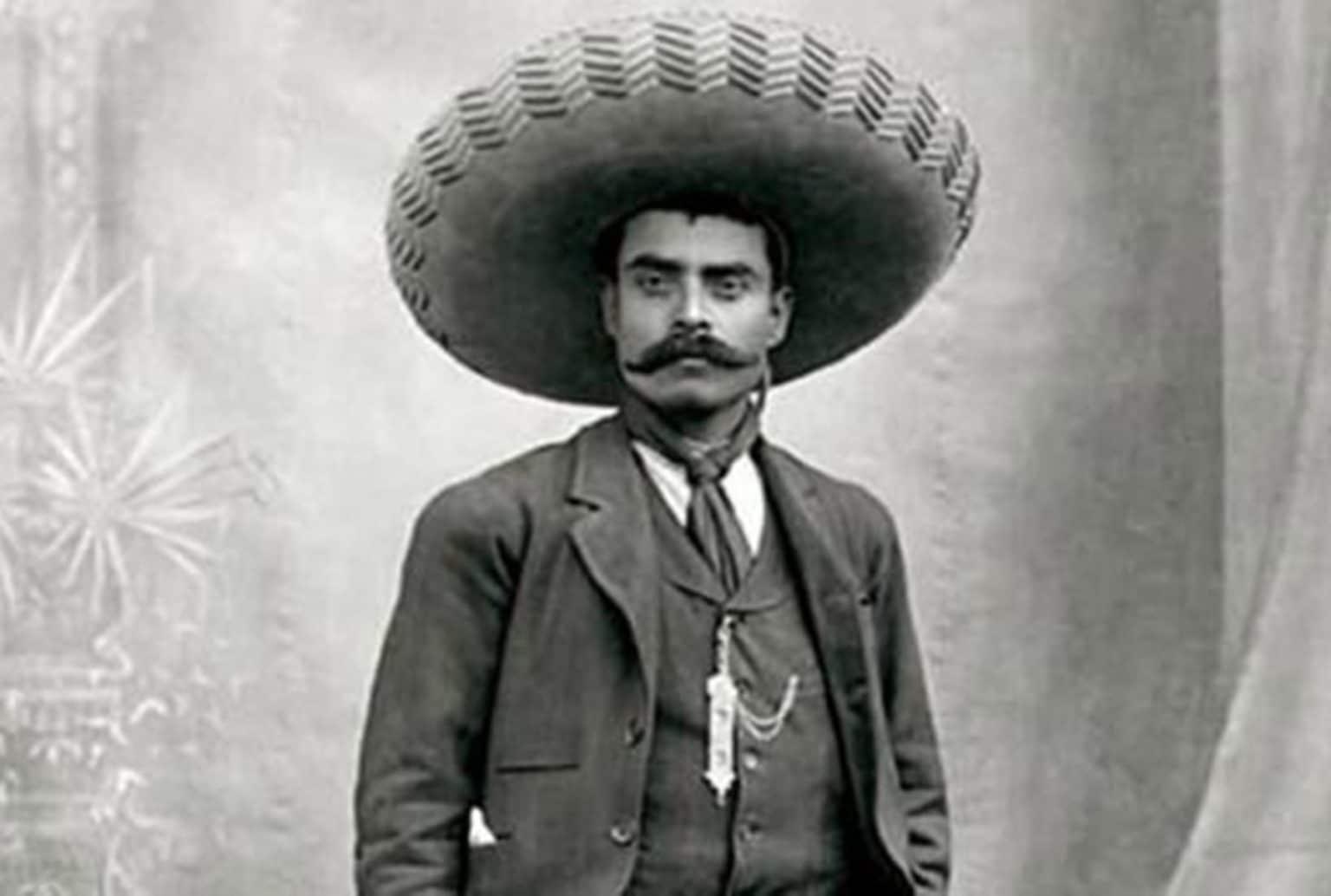 Moustache mexicaine
