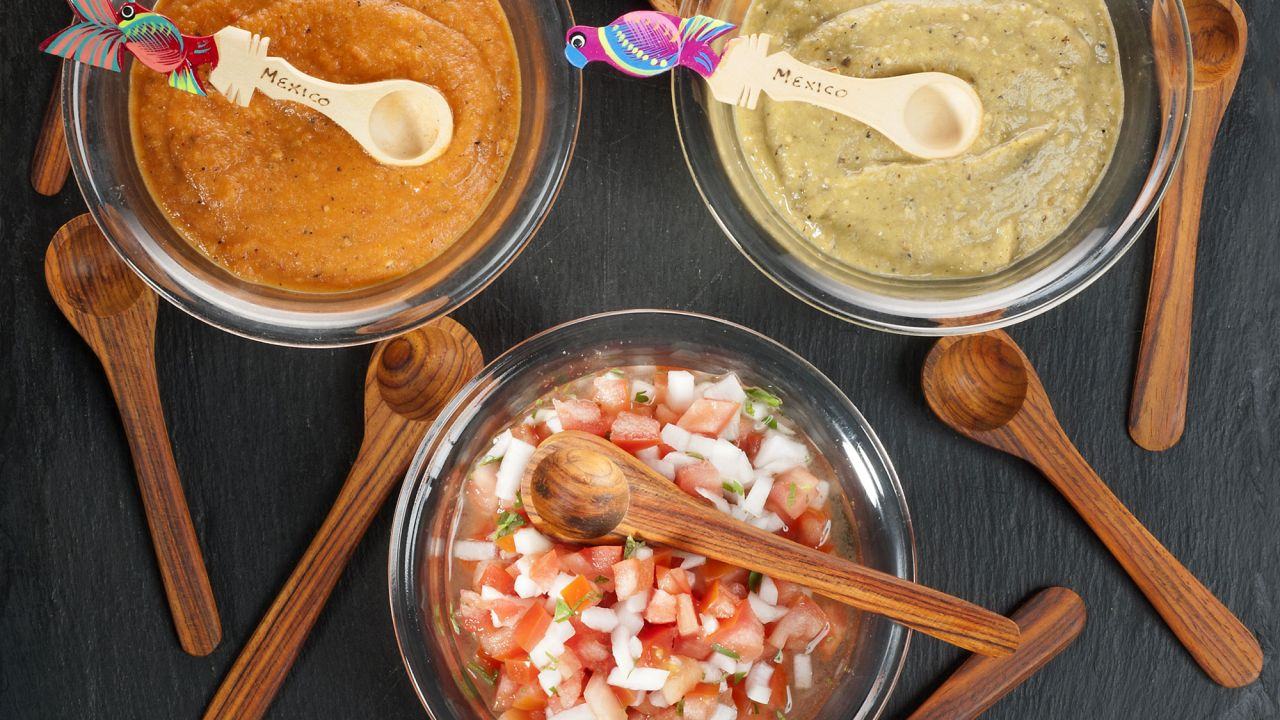 Sauces mexicaines