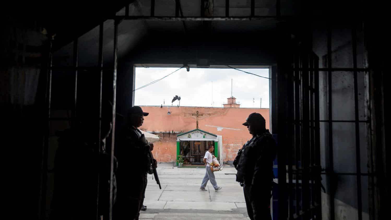Tout savoir sur les différentes prisons mexicaines