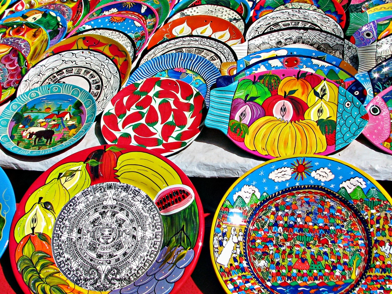 Vaisselle mexicaine