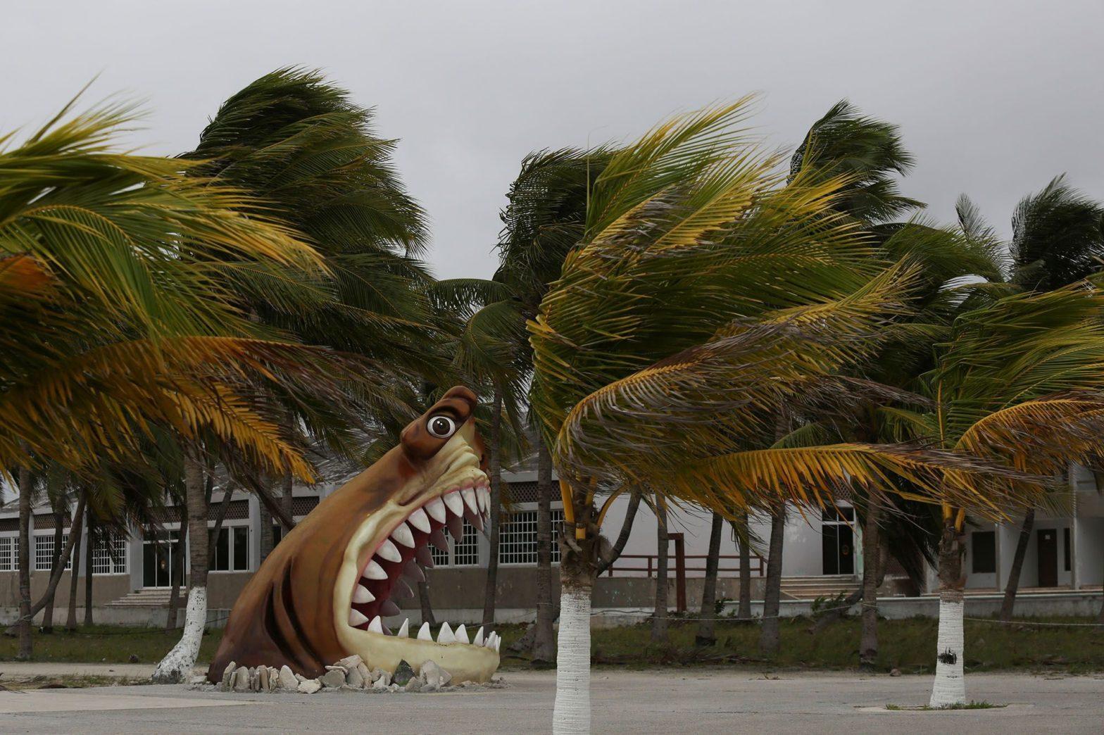 Mexique Cyclones et ouragans
